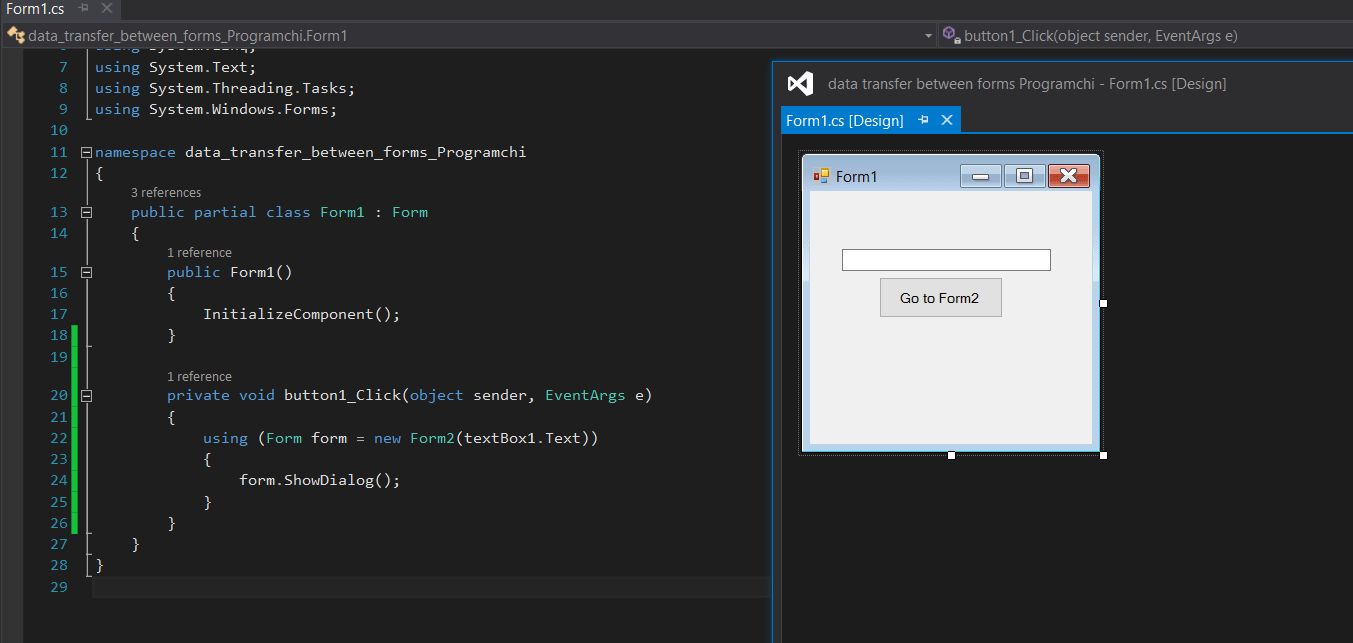form.cs & form1.cs[Design]